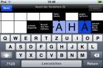 Kreuzworträtsel App für iPhone, iPad und iPod Touch